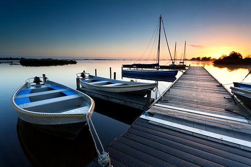 Silent harbor van Olha Rohulya