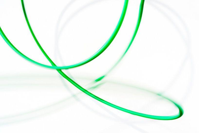 Moving green 2 van Cor Ritmeester