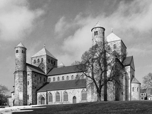 Church of St. Michael, Michaeliskirche, Hildesheim  van Ralf Schroeer