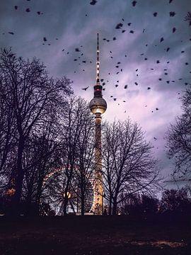 Birds Invasion van Iman Azizi