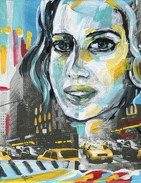 Mrs. Cab Driver von ART Eva Maria