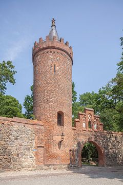 Fangelturm, Neubrandenburg, Mecklenburg-Vorpommern, Allemagne, Europe sur Torsten Krüger