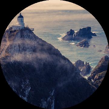 Vuurtoren van Nugget Point