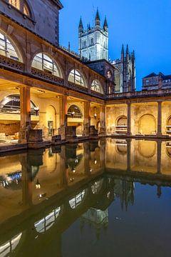 Roman bath van Albert Mendelewski
