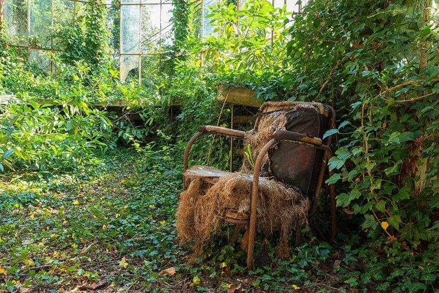 De stoel van Esmeralda holman