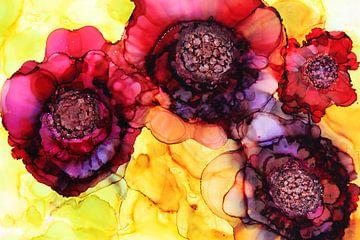 Blumen/Blumen/Blumen/ Lilien von Joke Gorter