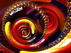 Fractal Swirl YR
