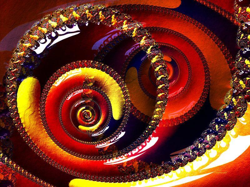Harmonie und Meditation 3 von Max Steinwald