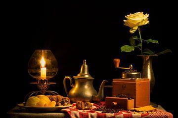 Tijd voor koffie van Carola Schellekens