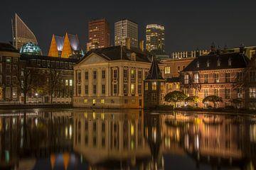 Het Mauritshuis aan de Hofvijver Den Haag van Karen de Geus