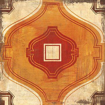 Marokkaanse tegels spice x, Cleonique Hilsaca van Wild Apple