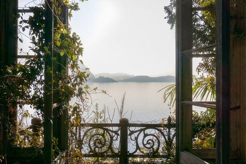 Kamer met Prachtig Uitzicht. van Roman Robroek