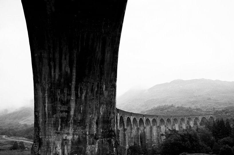 Glenfinnan Viaduct van Lennart Stolte
