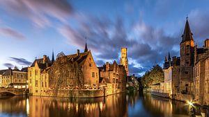 Brugge - Rozenhoedkaai van