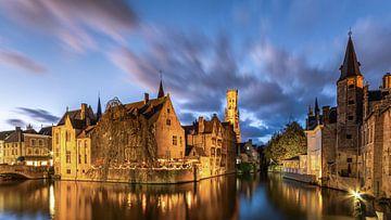 Brugge - Rozenhoedkaai sur B-Pure Photography