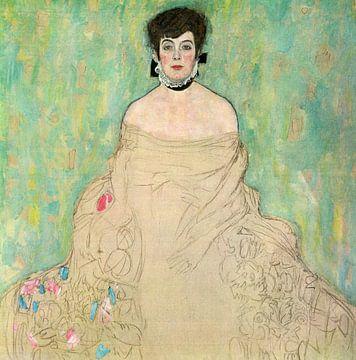 Porträt Amalie Zuckerkandl, Gustav Klimt