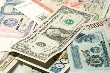 Währungen der Welt von Heiko Kueverling