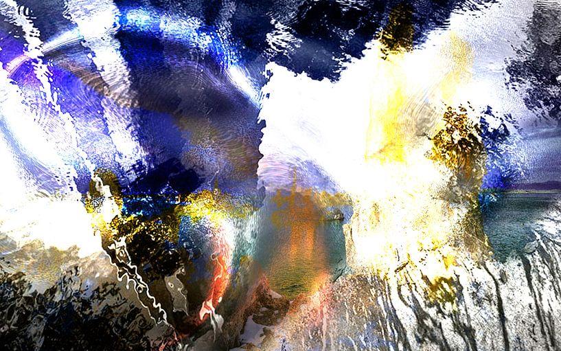 Palet van mooie spetterende kleuren van Abra van Vossen
