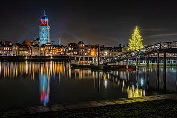 Weihnachten in Deventer III von Martin Podt
