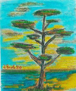 Baum 2 von Johann Bucher