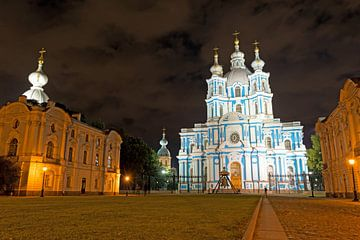 St. Petersburg Kloster van