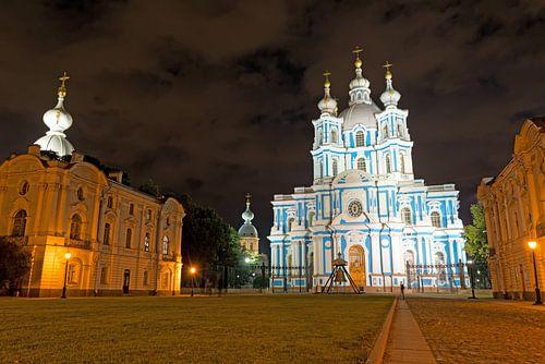 St. Petersburg Kloster van Borg Enders