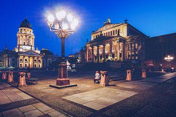 Berlin – Gendarmenmarkt Square van