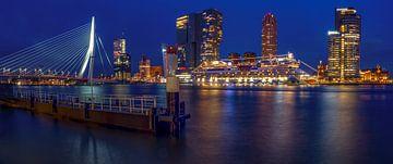 Rotterdam Cruise panorama van Robert Stienstra