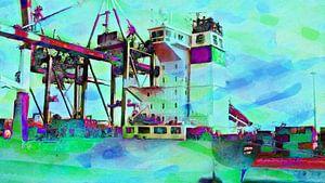 Containerkraan 1