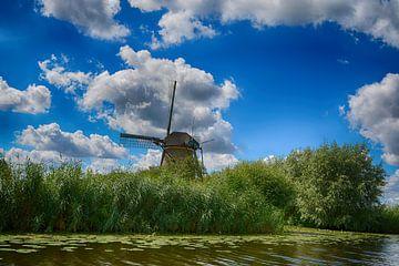 die Mühle (Niederlande) von FotoGraaG Hanneke