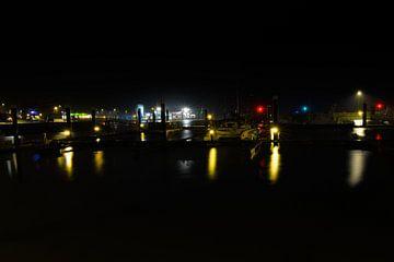 Le dernier ferry de Schiermonnikoog sur Andrea de Vries