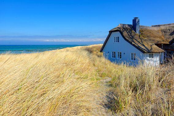 Ahrenshoop on the German Baltic Sea van Gisela Scheffbuch