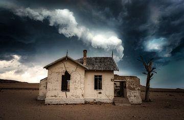 Ein böses Versteck für den Sturm. von Joris Pannemans - Loris Photography