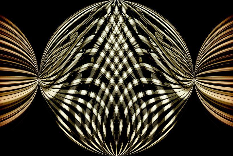 Geometrische Kunst von Mieneke Andeweg-van Rijn