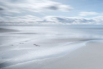 Texel kustlijn van Vandain Fotografie