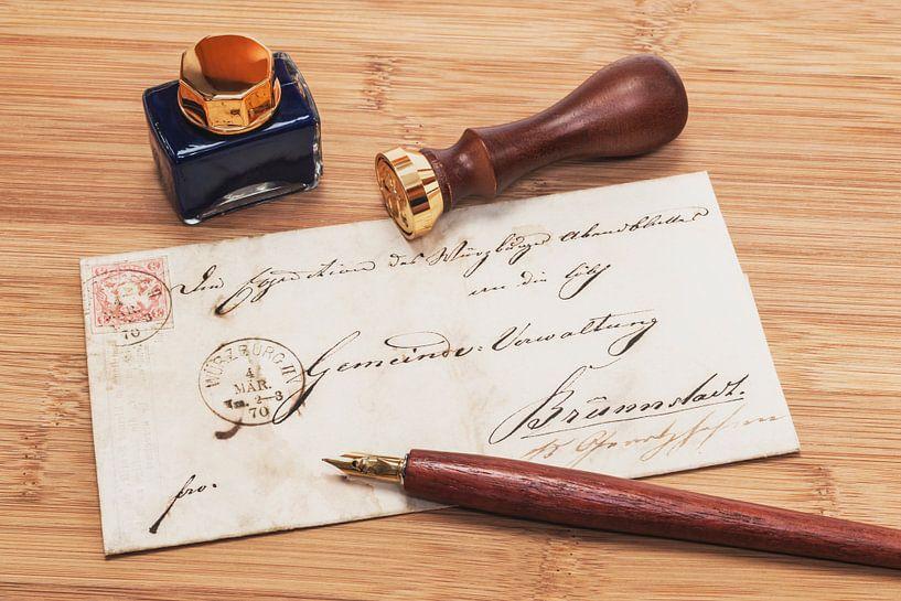 Old Letter van Gunter Kirsch