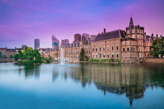 Den Haag - Hofvijver - Binnenhof van Ricardo Bouman | Fotografie