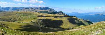 De Karpaten, een uitgestrekt gebied van Werner Lerooy