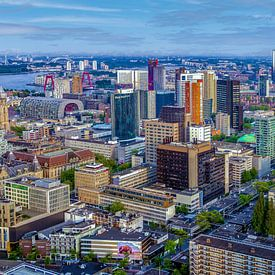 Rotterdam in Full Color van Marcel Moonen @ MMC Artworks