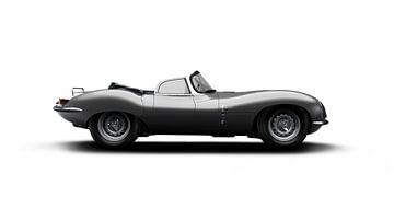 Jaguar XKSS sportscar von Atelier Liesjes
