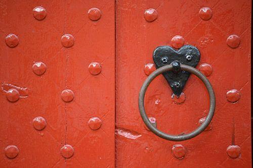Happy Valentine Door