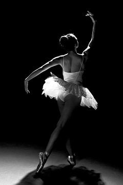 Ballerina von Dennis Robroek