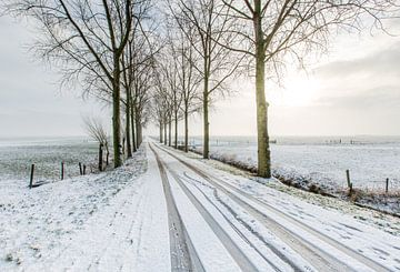 Winter  von Marc Broekman