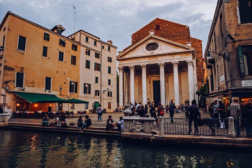 Venice - Campo dei Tolentini van Alexander Voss