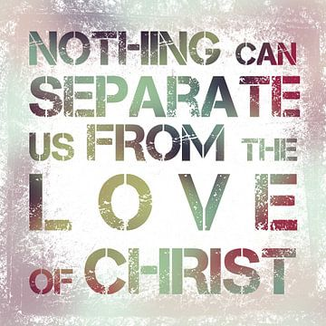 Die Liebe Christi von Luci light