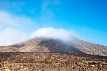 vulcano on tenerife van