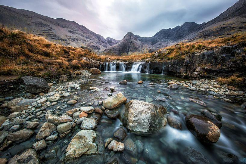 Fairy Pools Schotland van Steven Dijkshoorn