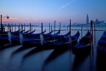 Sonnenaufgang in der Venedig von Heiko Lehmann