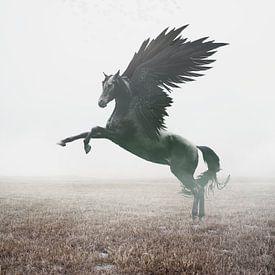 A dark Pegasus van Elianne van Turennout