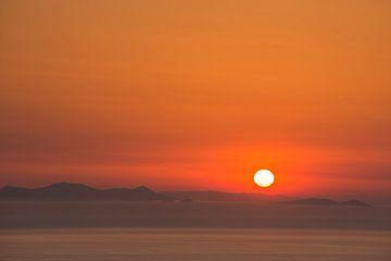 Sonnenuntergang von Barbara Brolsma
